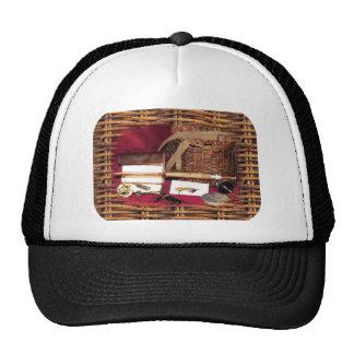 Antique Fly Fishing Equipment Trucker Hat