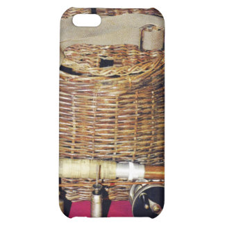 Antique fly fishing iPhone 5C cases