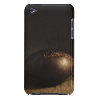 Antique football iPod touch case