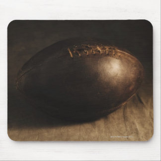 Antique football mouse pad