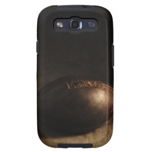Antique football samsung galaxy s3 covers