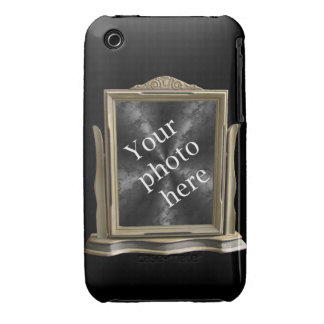Antique Frame 1 ~ iPhone 3 CaseMate Barely There Case-Mate iPhone 3 Case