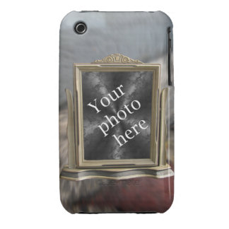 Antique Frame ~ iPhone 3 CaseMate Barely There iPhone 3 Case-Mate Case