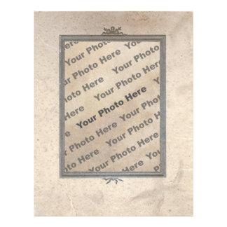 Antique Frame Paper