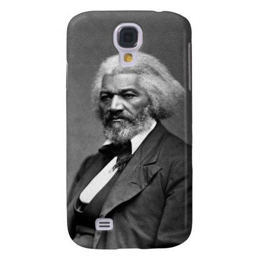 Antique Frederick Douglass Portrait Galaxy S4 Cover