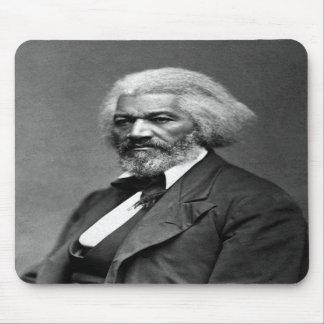Antique Frederick Douglass Portrait Mousepads