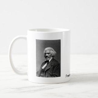 Antique Frederick Douglass Portrait Classic White Coffee Mug