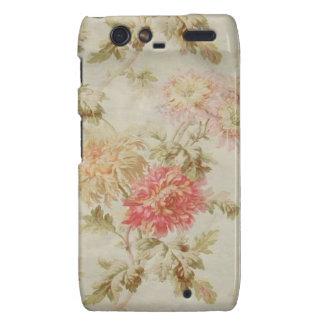 Antique French Floral Toile Droid RAZR Covers