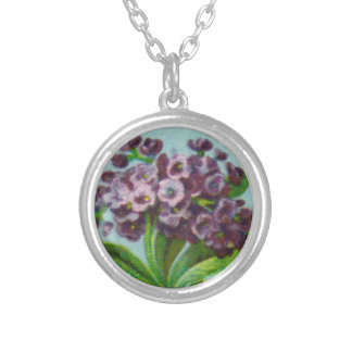 Antique French Heliotrope Necklace