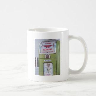 Antique Gas Pump Coffee Mug