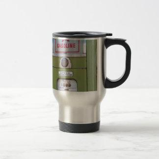 Antique Gas Pump Travel Mug