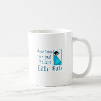 Antique Girls Coffee Mug