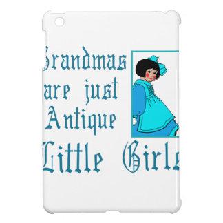 Antique Girls iPad Mini Cases