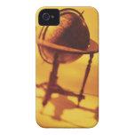 Antique globe iPhone 4 case