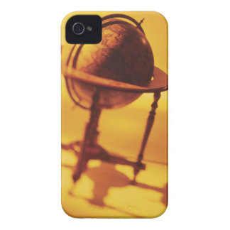 Antique globe iPhone 4 cover