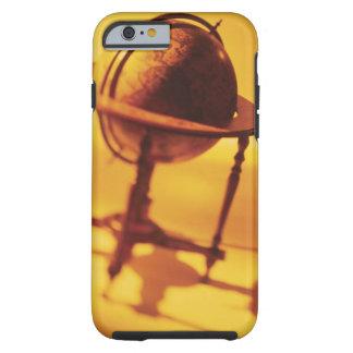 Antique globe tough iPhone 6 case