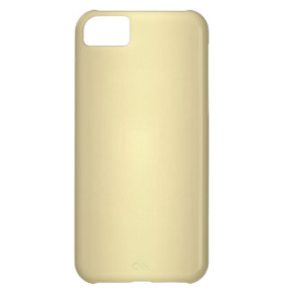 Antique Gold Case For iPhone 5C