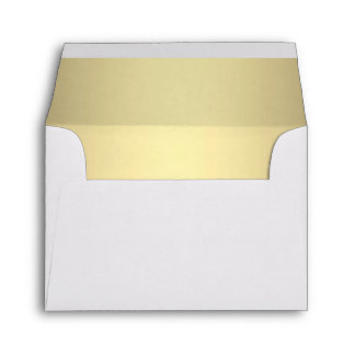 Antique Gold Envelope