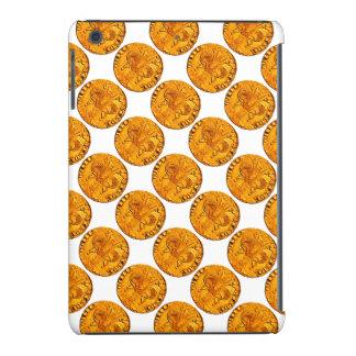ANTIQUE GOLD FLORENTINE FORINT iPad MINI CASES