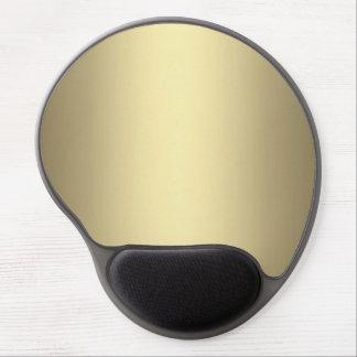 Antique Gold Gel Mouse Pad