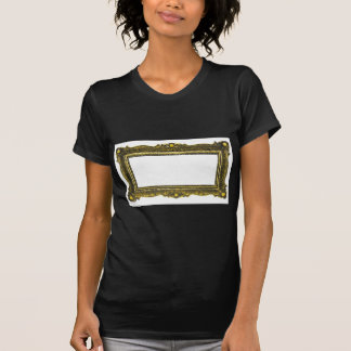 Antique Gold Picture Frame T-Shirt