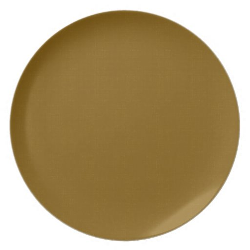 Antique Gold Plate