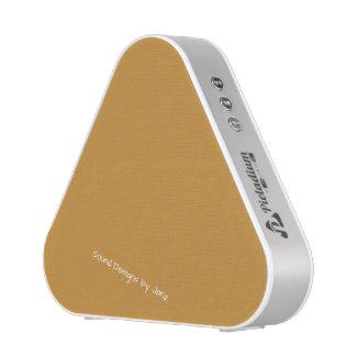 Antique Gold Sound Designs by Janz Bluetooth Speaker