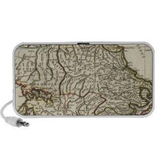Antique Greek Map iPod Speaker