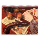 Antique guns 2016 calendar