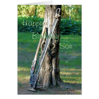 Antique Handy Tool-- customize any occasion Card