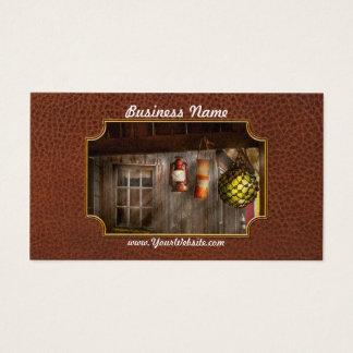 Antique - Hanging around Business Card