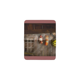 Antique - Hanging around Business Card Holder