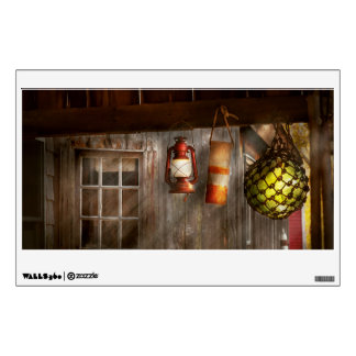 Antique - Hanging around Wall Decal