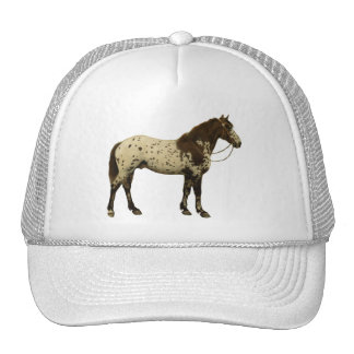 Antique Horses - Appaloosa Trucker Hat
