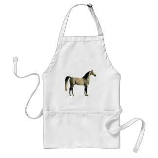 Antique Horses - Arabian Adult Apron