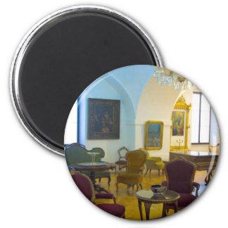 antique interior magnet