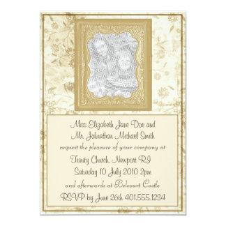 'Antique' Invitation