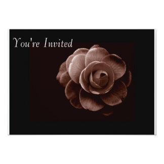 Antique Invitation