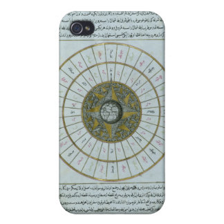 Antique Islamic Calendar Covers For iPhone 4