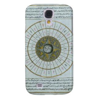 Antique Islamic Calendar Samsung Galaxy S4 Cover