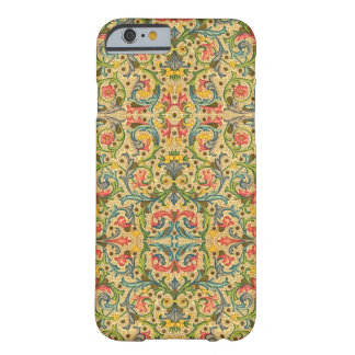 Antique Italian Border Barely There iPhone 6 Case