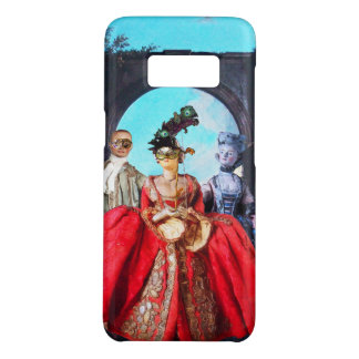 ANTIQUE ITALIAN PUPPETS AND MASKS MASQUERADE PARTY Case-Mate SAMSUNG GALAXY S8 CASE