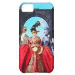 ANTIQUE ITALIAN PUPPETS MASQUERADE COSTUME PARTY iPhone 5C CASES