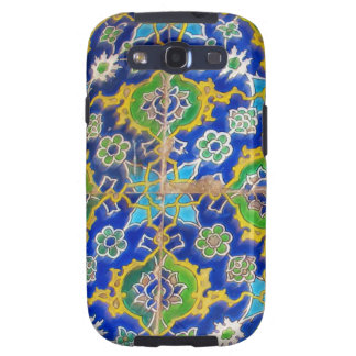 Antique Iznik Glaze Tiles  Ottoman Era Samsung Galaxy SIII Covers
