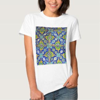 Antique Iznik Glaze Tiles  Ottoman Era T-Shirt