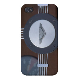 antique jaguar 3 cases for iPhone 4