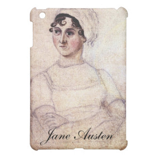 Antique Jane Austen Portrait Case For The iPad Mini