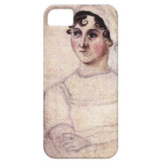 Antique Jane Austen Portrait iPhone SE/5/5s Case