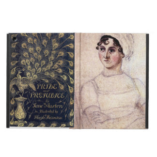 Antique Jane Austen Pride and Prejudice Peacock iPad Air Case