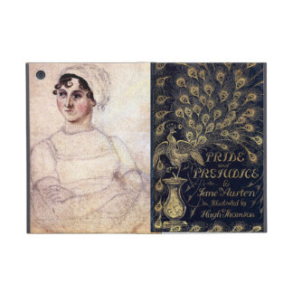 Antique Jane Austen Pride and Prejudice Peacock iPad Mini Cases